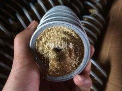 介绍毛刷辊的工艺和弹簧